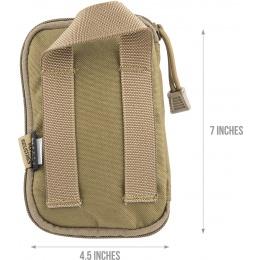 Flyye Industries Flyye Industries Mini Duty Accessories Bag - KHAKI