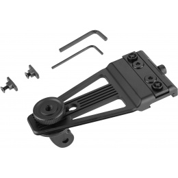 NcStar Action Camera Mount w/ KPM Mounting System