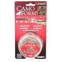 McNETT Airsoft Protective Camouflage Fabric Wrap - RealTree Max-4 Camo