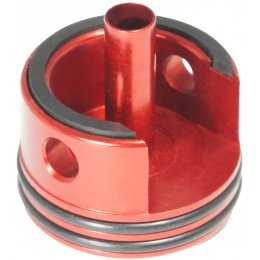 Maxx Model Aluminum Double Airseal & Damper AEG Cylinder Head - RED