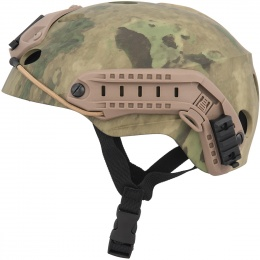 Lancer Tactical Special Forces Recon Tactical Helmet - AT-FG