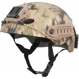 Lancer Tactical Special Forces Recon Tactical Helmet - HLD