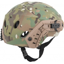 Lancer Tactical Special Forces Recon Tactical Helmet - MULTICAM