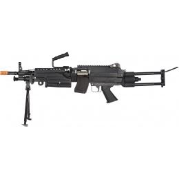 Classic Army Full Metal CA249 Para SAW Airsoft Machine Gun AEG - BLACK