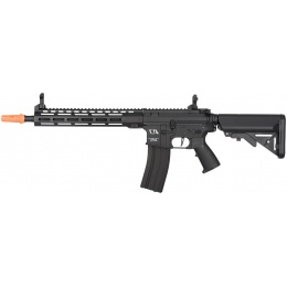 Classic Army Skirmish Series ML12 M4 M-LOK AEG Rifle - BLACK