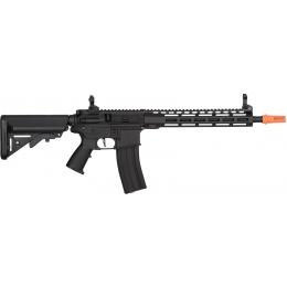 Classic Army Skirmish Series ML12 M4 M-LOK AEG Rifle - BLACK