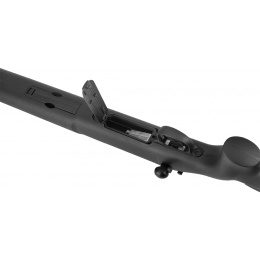 Classic Army M24 LTR Gen 2 Bolt-Action Airsoft Sniper Rifle - BLACK