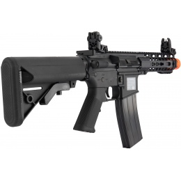 Valken Alloy Series MK.I Carbine 7-Inch Keymod Airsoft Rifle - BLACK