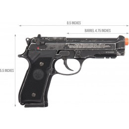 Elite Force Beretta 30th Anniversary M92 A1 CO2 Blowback Airsoft Pistol