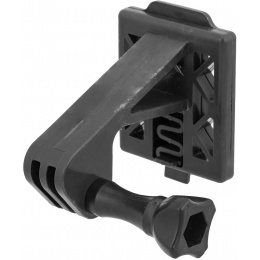 AMA Gopro Attachment for Tactical Helmet Shrouds - BLACK