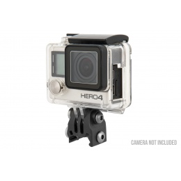 AMA Gopro Attachment for 20mm Picatinny Rails - BLACK