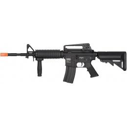 Lancer Tactical Full Metal Body Gen. 2 LT-04B-M AEG Rifle - BLACK