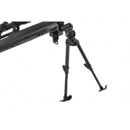 AGM Bolt Action VSR-10 Airsoft Sniper Rifle + Bipod + Scope - BLACK