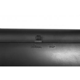 AGM Bolt Action VSR-10 Airsoft Sniper Rifle + Bipod + Scope - BLACK