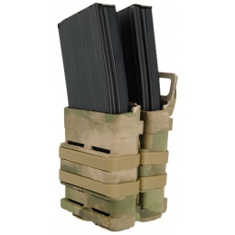AMA Airsoft Quick Double M4/M16 Magazine Pouch - ATFG
