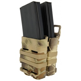 AMA Airsoft Quick Double M4/M16 Magazine Pouch - HLD