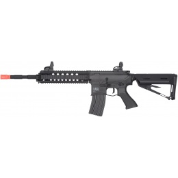 Valken ASL Series MOD-L Quad Picatinny Airsoft Rifle - BLACK