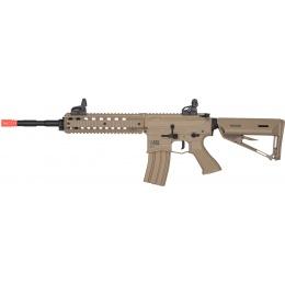Valken ASL Series MOD-L Quad Picatinny Airsoft Rifle - TAN