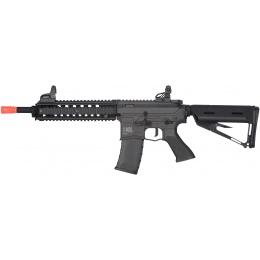 Valken ASL Series MOD-M Quad Picatinny Airsoft Rifle - BLACK