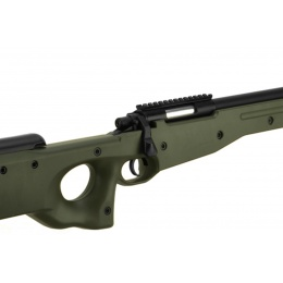 445 FPS AGM Metal Bolt Action MK96 Airsoft Sniper Rifle - OD Green