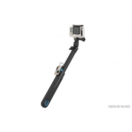 Selfie Camera Extenstion Grip for GoPro - BLACK