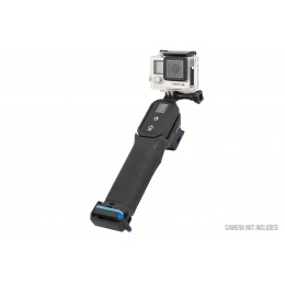 XCG Action Camera Floating Grip for GoPro - BLACK