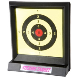 HFC Portable Airsoft Sticky Gel Target - YELLOW