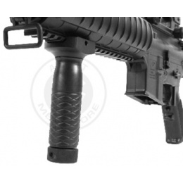 NcStar Precision-Grade Polymer Tactical Foregrip - Rail Handle