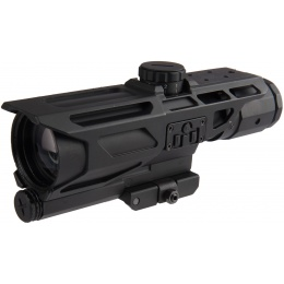NcStar Gen-3 3-9X40 Tactical Mark III Sniper Reticle Scope - BLACK