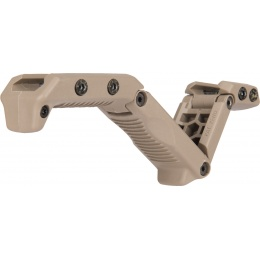 Hera Arms Ergonomic Multi-Position HFGA Picatinny Foregrip - TAN