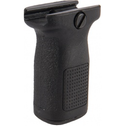 PTS EPF2 20mm Picatinny Vertical Foregrip w/ Storage (SHORT) - BLACK