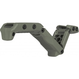 Hera Arms Ergonomic Multi-Position HFGA Picatinny Foregrip - OD GREEN