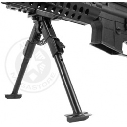 NcStar Tactical Adjustable Bipod w/ Standard 20mm Weaver Mount
