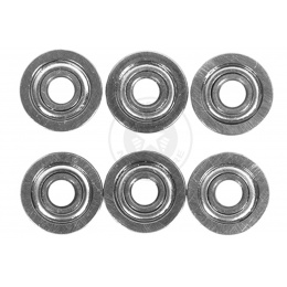 G&G Airsoft Metal 8mm Ball Bearing Bushings - For Metal Gearbox AEGs