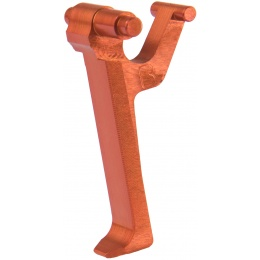 Retro Arms Anodized Aluminum Trigger for AK Series - ORANGE (Type B)