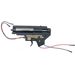 JG Full Metal Version 2 Front Wired Airsoft AEG Gearbox