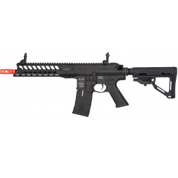 ICS CXP-YAK C S1 Keymod Airsoft EBB Carbine Rifle - BLACK