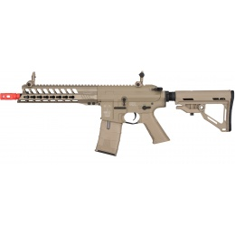 ICS CXP-YAK C S1 Keymod Airsoft EBB Carbine Rifle - TAN