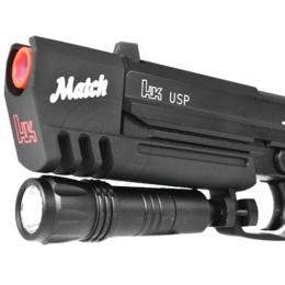 NcStar LED Trigger-Mounted Universal Pistol Flashlight