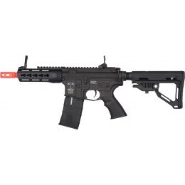 ICS CXP-UK1 Captain Electric Blowback M4 Airsoft AEG Rifle - BLACK
