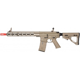 ICS CXP-MMR M4 Carbine Electric Blowback Airsoft AEG Rifle - TAN