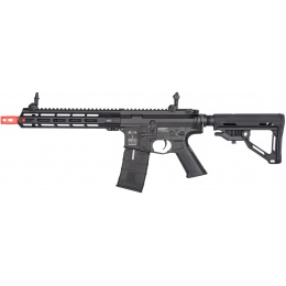 ICS CXP-MMR M4 SBR Electric Blowback Airsoft AEG Rifle - BLACK