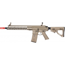 ICS CXP-YAK S1 M4 Airsoft Electric Blowback AEG Rifle - TAN