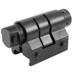 NcStar Universal Weaver-Mounted Red Laser Sight