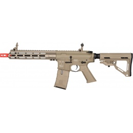 ICS CXP-MMR M4 SBR Electric Blowback Airsoft AEG Rifle - TAN