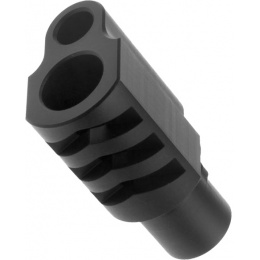 5KU Compensator for Hi-Capa 1911 GBB Pistols (Type 2) - BLACK
