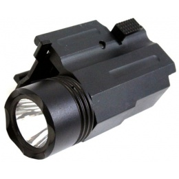 NcStar Green Laser & LED Flashlight Combo Unit w/ QD Mount