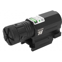 NcStar COMPACT Universal Green Laser Sight Unit w/ QD Mount
