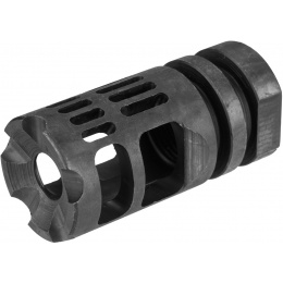 Atlas Custom Works Precision 5.56 Muzzle Break - BLACK