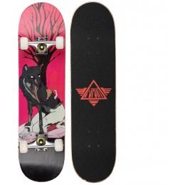 L-Sport Wolf-Lady Complete Skateboard (8.0
